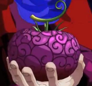 Fruta Batto Batto: Modelo Vampiro