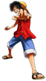 Luffy One Piece Romance Dawn