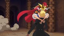 Luffy bersatu kembali dengan Sabo