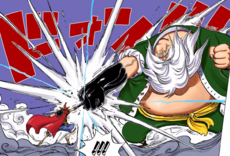 Luffy vs Chinjao
