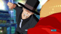One Piece Unlimited World Red Lucci Forme Humaine Attaque