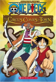 Scholastic The Circus Comes To Town Novel
