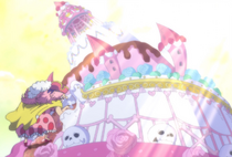 Big Mom Eats the Wedding Cake