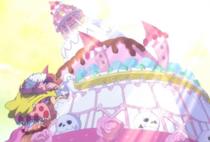 Big Mom Eats the Wedding Cake