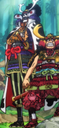 Brook's Third Outfit During the Wano Country Arc