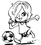 Domino as a Child