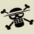 Faux Equipage du Chapeau de Paille Jolly Roger