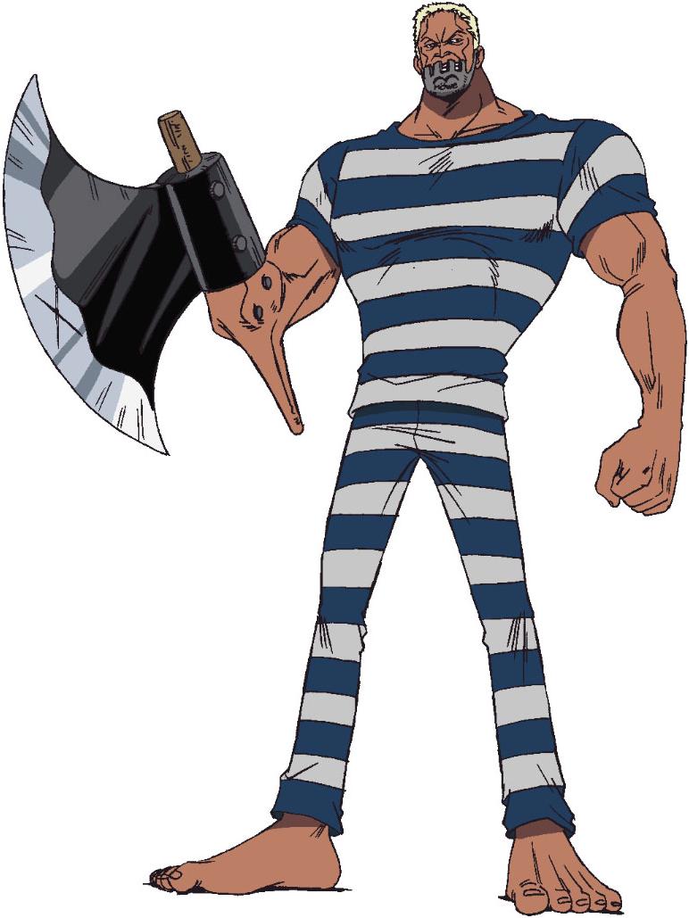Morgan Anime Concept Art
