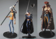 One Piece Styling Figures Valiant Material