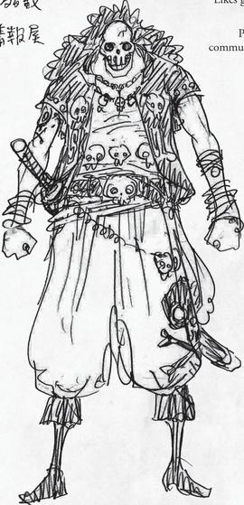 Skull Manga Infobox