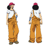 Usopp Other Stampede Outfit