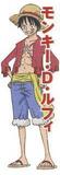 Luffy body