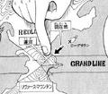 Mapa de Reverse Mountain