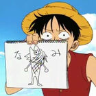 Nami Sirena segun Luffy