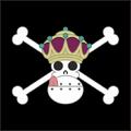 Piratas Bliking bandera