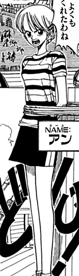 Ann (Romance Dawn) Manga Infobox