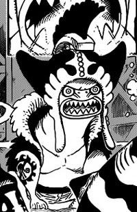 Daruma Manga Infobox