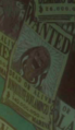 Doflamingo's Wanted Poster in Stampede