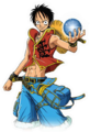 Luffy en Unlimited Adventure (1)
