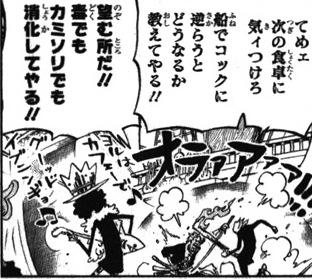 SBS Tome 67 Zoro Sanji