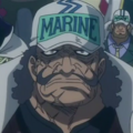 Vice Admiral Dobermanportait