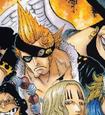 X Drake ST manga a color