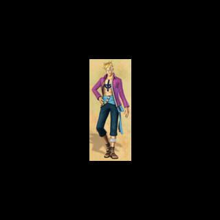 Marco, One Piece Pirate Warriors 2 oynundan