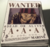 A A A's Wanted Poster