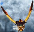 Buzz Forma Aguila