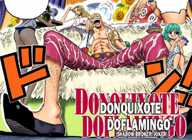 Doflamingo Manga Post Timeskip Infobox