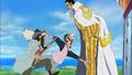 Kizaru Demande son Chemin à des Pirates