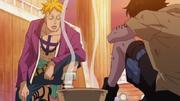 Marco discute avec Ace