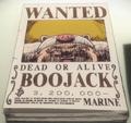 Recompensa de Boo Jack en la Película 9