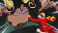 Wake Up! Luffy vs Teach