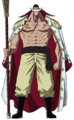 Whitebeard Anime Concept Art