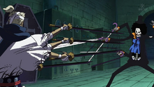 Brook and Ryuma Fencing