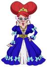 Caroline Anime Concept Art