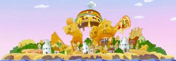 Остров Сыра