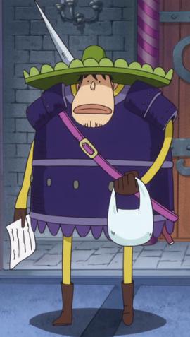 Eggplant Soldier Anime Infobox
