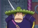 Eggplant Soldier