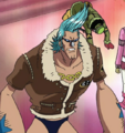 Franky Lovely Land Arc Outfit
