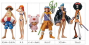 One Piece Locations Trading Figures Strong World 2