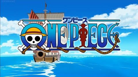 One Piece opening 18 - Hard knock days HD 1080p