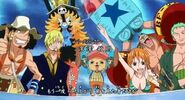 Straw hats are wating for luffy hkd
