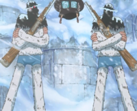 Yeti Cool Brothers Anime Infobox