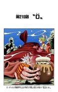 Coloreado Digital del Capítulo 210