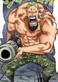 Coloreado digital del manga de Bellett como hombre