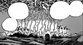 Ile de Raijin Manga Infobox