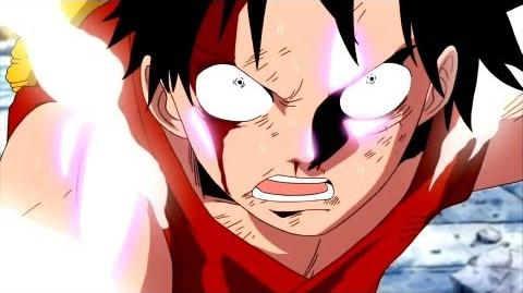 One Piece - Luffy vs Lucci