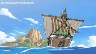One Piece Opening 4 - Karte des Herzens